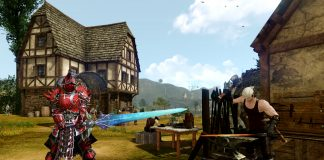 ArcheAge - Sandbox MMORPG Screenshot #1
