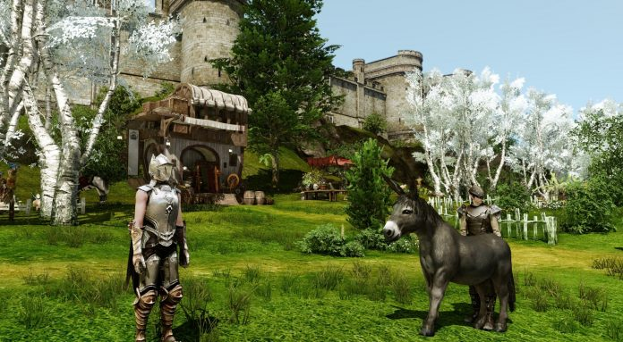 ArcheAge - Sandbox MMORPG Screenshot #3