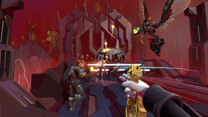 Erste Spielszenen aus dem MOBA Battleborn