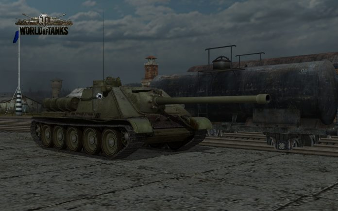 Update 9.3 in World of Tanks bringt leichtere Panzer und mehr Features!