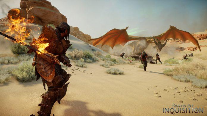 9 Minuten HD-Gameplay aus Dragon Age: Inquisition