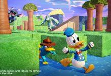 Donald Duck und Hulk stiften Chaos in Disney Infinity