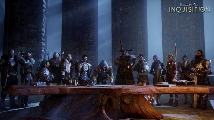 Dragon Age Inquisition Teaser