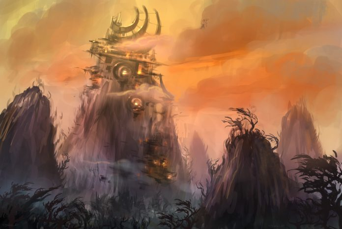Release-Termin Pre-Patch Warlords of Draenor 6.0.2 in WoW