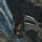 Schiff segelt in ArcheAge Wasserfall rauf Screenshot #10