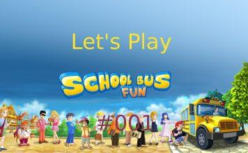 School Bus Fun #001 [Let's Play] [Indie] [German]