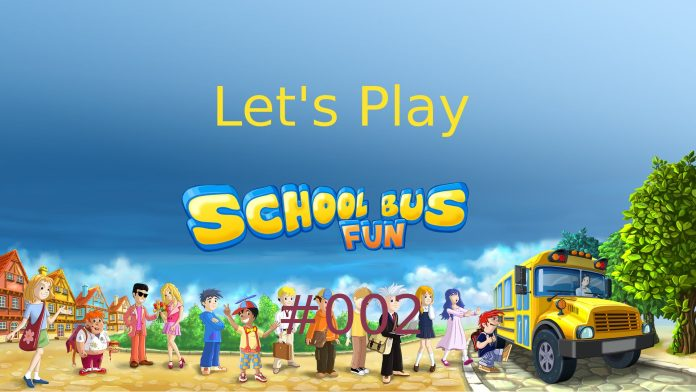 School Bus Fun #002 [Let's Play] [Indie] [German]