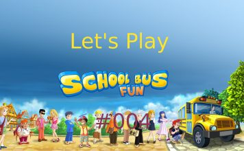 School Bus Fun #004 [Let's Play] [Indie] [German]