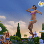 Die Sims 4 Pool-Erweiterung Screenshot #2