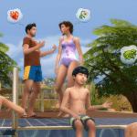 Die Sims 4 Pool-Erweiterung Screenshot #4