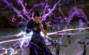 Screenshot Lebendige Geschichte Verschlungene Pfade Guild Wars 2 #1
