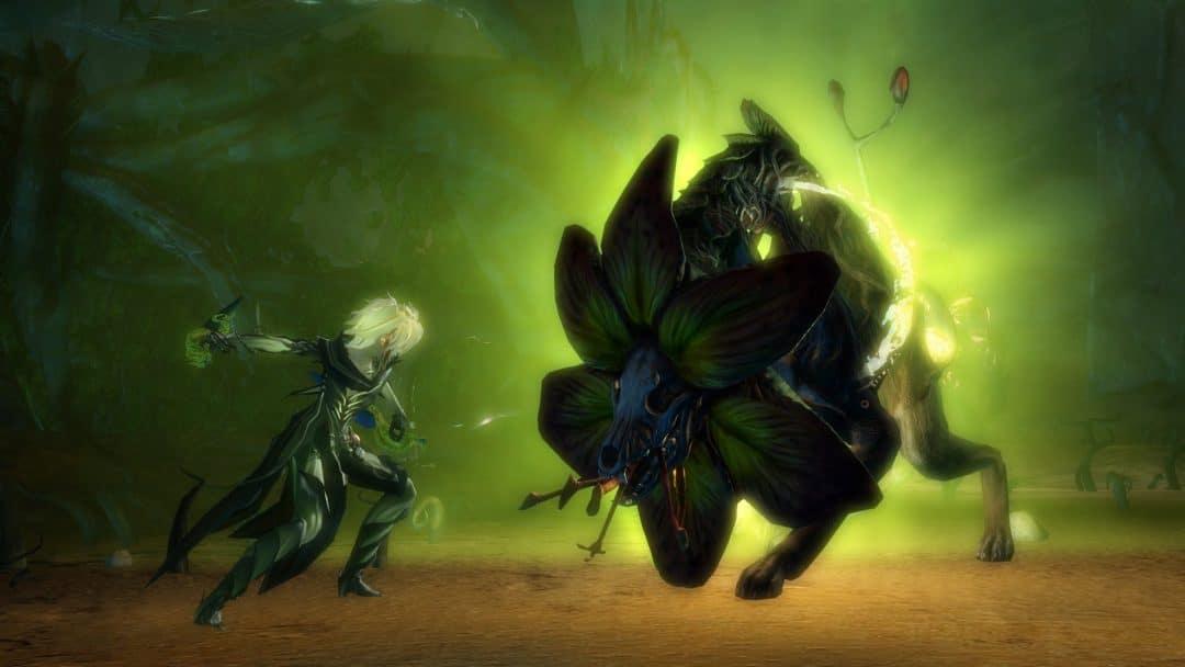 Screenshot Lebendige Geschichte Verschlungene Pfade Guild Wars 2 #3