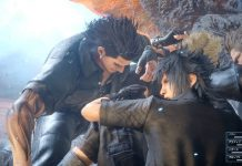Final Fantasy XV Screenshot vom 28.12.2014 #9