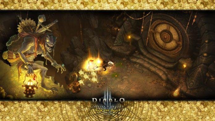 Diablo 3 Schatzgoblin Schatzkammer