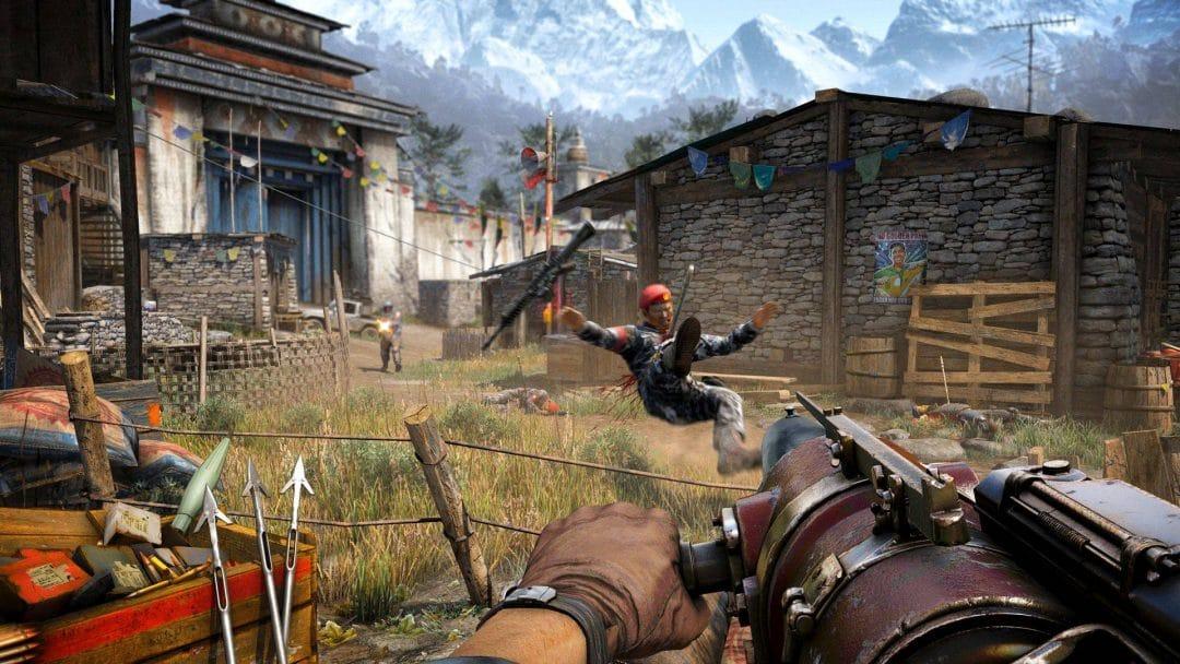 Far Cry 4 auf Grund von Fehler nicht auf Xbox One spielbar!