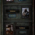 Deathtrap-Charaktererstellung
