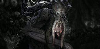 Krakenmonster in Evolve