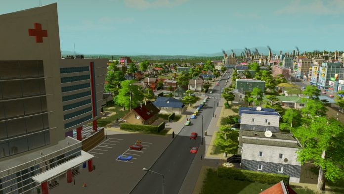 Cities Skylines Dynamic Resolution Mod