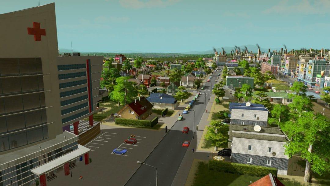 Cities Skylines Dynamic Resolution Mod