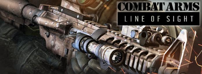 Combat Arms: Line of SightErweiterung der Combat Arms-Reihe