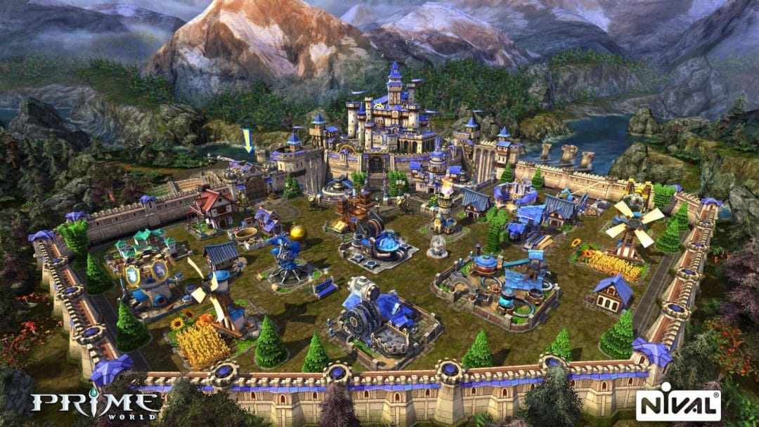 Prime World Screenshot