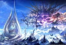 Square Enix Heavensward Artwork