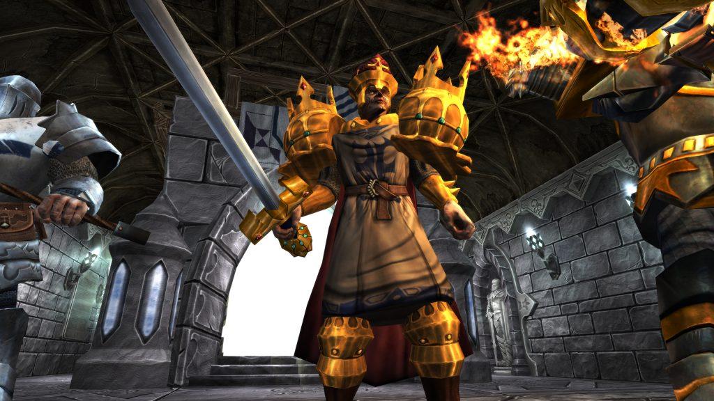 War for the Overworld Screenshot #1