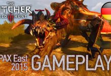 Witcher 3 Wild Hunt Gameplay von der PAX East 2015