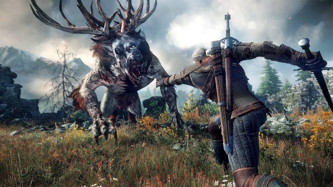 The Witcher 3 Im Abenteuer gegen Monster