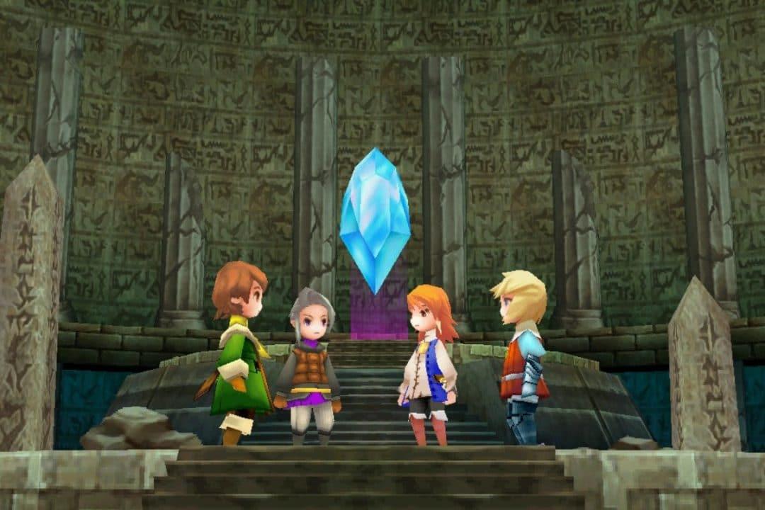 Final Fantasy 5 Logo