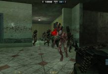 Counter Strike Nexon Zombies Gameplay Screenshot