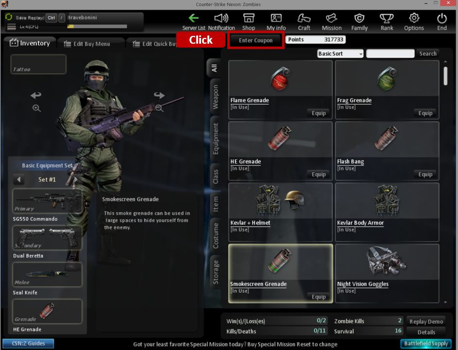 149 vorteilscodes f r counter strike nexon zombies for Nexon client