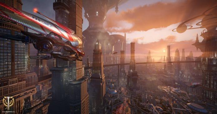 Skyforge Sci-Fi Götter MMORPG