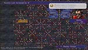 Sphärobrett in Final Fantasy X