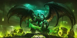 world of warcraft legion wallpaper