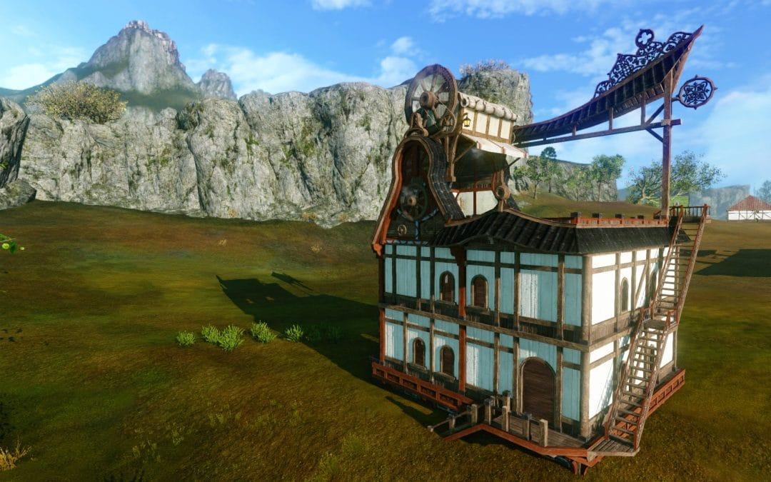 ArcheAge Heldenerwachen Update Dungeon Bibliothek Dritter Stock