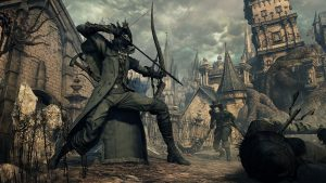 Bloodborne - The Old Hunter Erweiterung Screenshot
