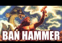 Diablo 3 Bannwelle mit Ban Hammer für Cheater