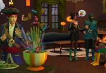 Die Sims 4 Halloween Gameplay-Pack