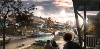 Fallout 4 Cinematic Screenshot