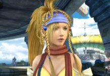 Final Fantasy X-2 HD-Remastered Screenshot