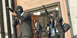 GTA 5 Heist Screenshot