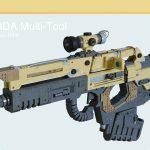 MIDA Scout-Gewehr aus LEGO #1