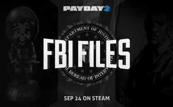 Payday 2 kostenloses DLC mit FBI-Akten