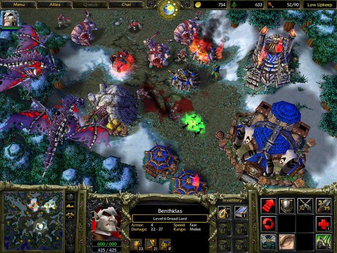 Warcraft 3 Reign of Chaos Screenshot