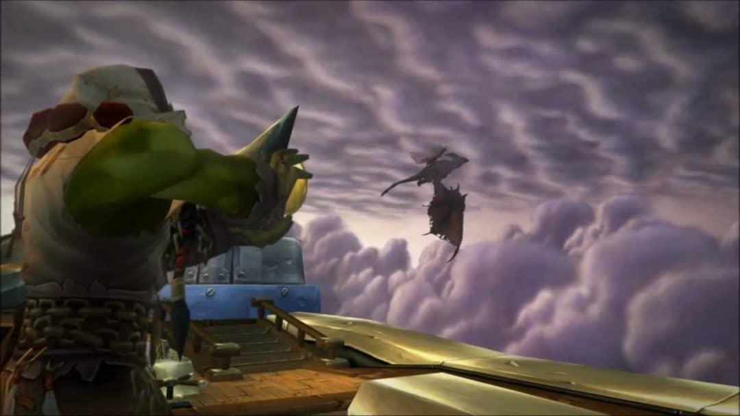 World of Warcraft Video-Intro im Stil von Game of Thrones