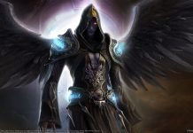 Last Chaos Dark Angel Artwork