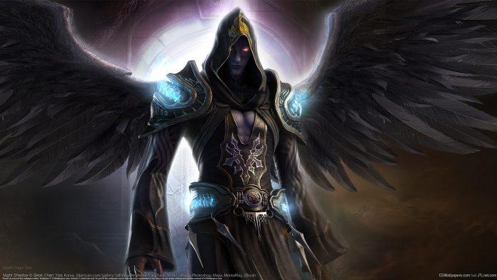 Last Chaos Dark Angel Artwork