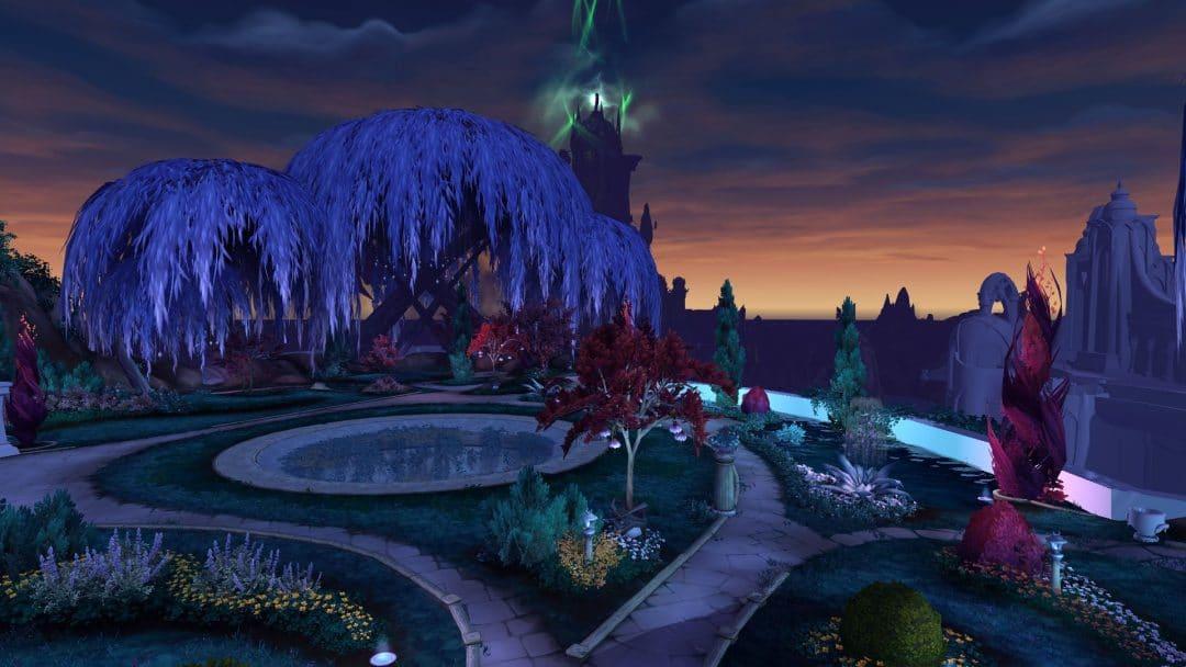 Erweiterung Legion World of Warcraft Screenshot #1