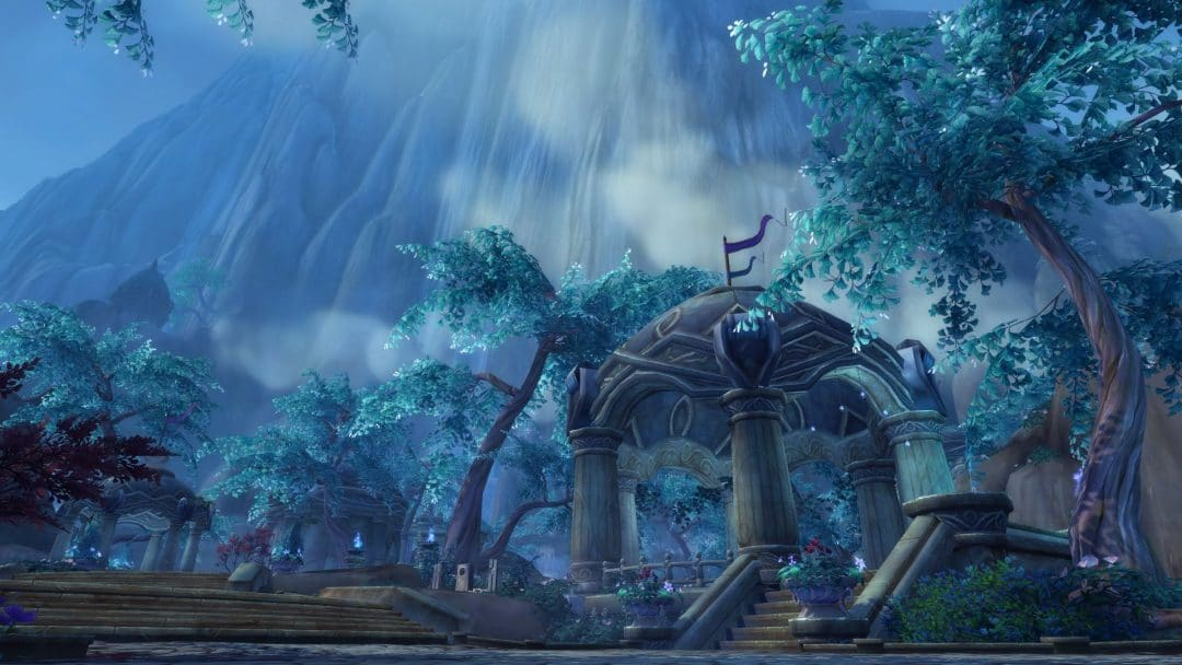 Erweiterung Legion World of Warcraft Screenshot #1